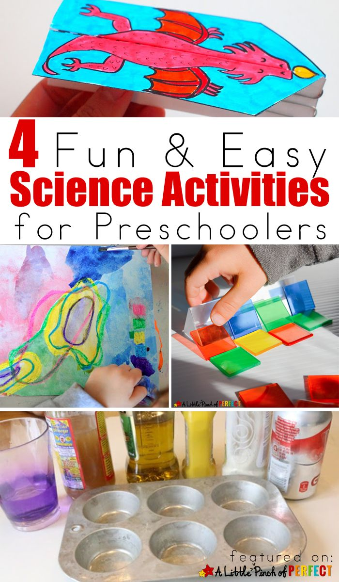 how to make fun science experiments