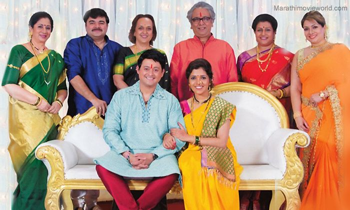 Marathi Film 'Mumbai Pune Mumbai-2′ offers emotion filled entertainment. Prashant Damle, Swapnil Joshi, Mukta Barve