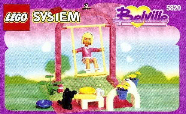 Lego Belville 5820: Belville Garden Fun (1996)