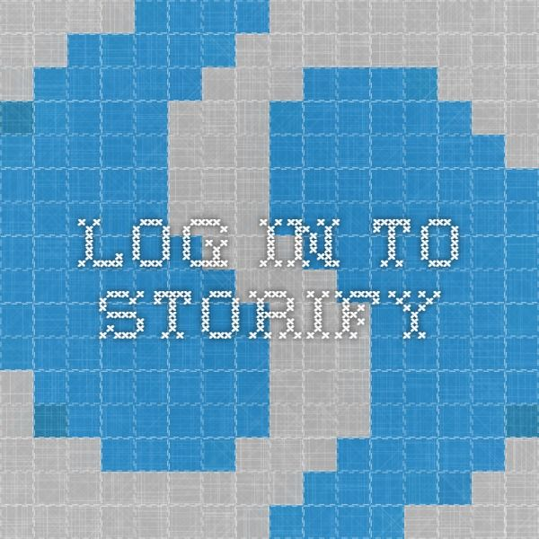 Log in to Storify