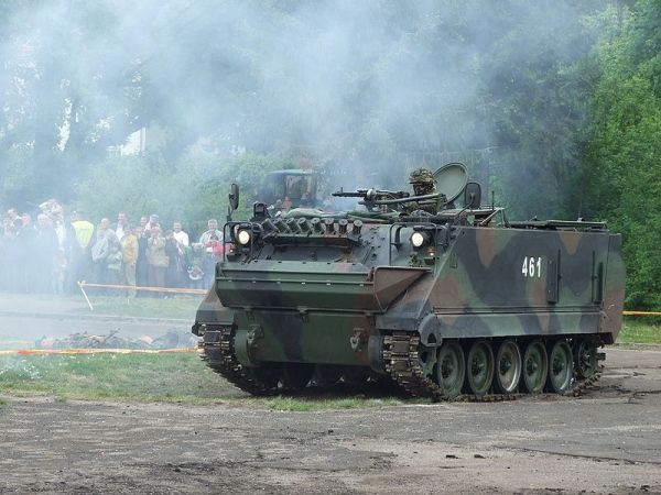 M113 Armoured Personnel Carrier - Army Technology