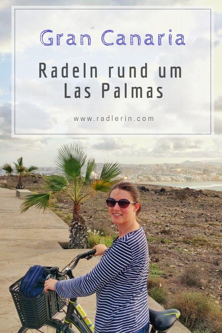 Gran Canaria. Radeln rund um Las Palmas
