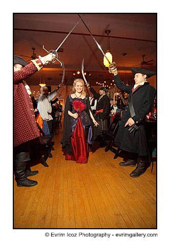 pirate wedding    Pirate Wedding in portland