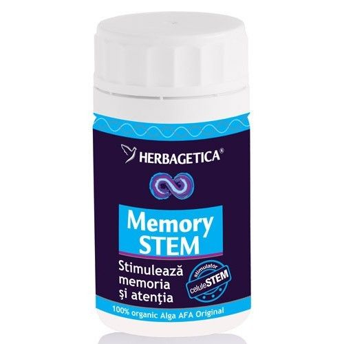 Memory Stem Herbagetica  http://herbashop.ro/memory-stem