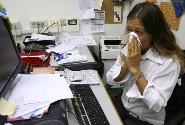Come pulire la casa dopo l'influenza e il raffreddore