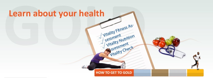 Third step to a healthier lifestyle. Learn about your health. #Gettogold