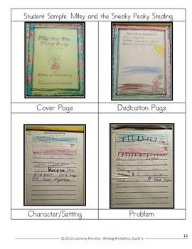 Common Core Narrative Writing- 1st Grade Realistic Fiction Unit | 1st ...