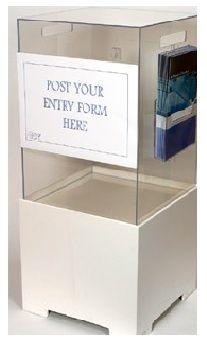 Floor Standing Cometition Box