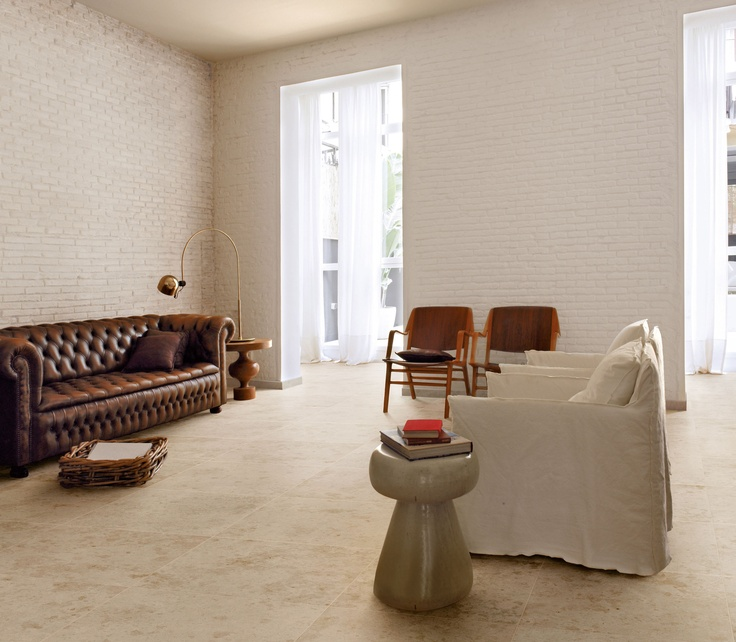Ever & Stone Pietre europee - Ever-Beige 60x60 RT  #gres #EffettoPietra #StoneEffect #CeramicsOfItlay