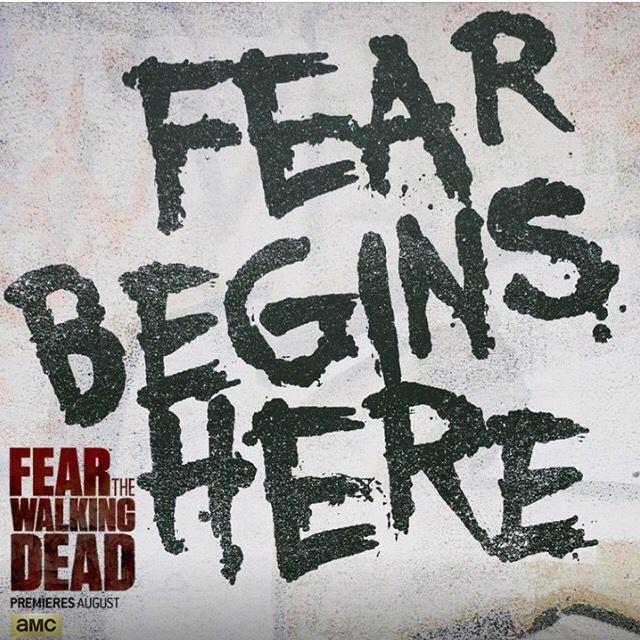 Fear the Walkinh Dead
