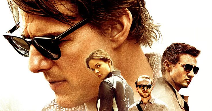 'Mission: Impossible 5' International & IMAX Poster Reveals Cast -- Tom Cruise's Ethan Hunt returns to take on a rogue spy agency in two new posters for 'Mission: Impossible Rogue Nation'. -- http://movieweb.com/mission-impossible-5-imax-poster-rogue-nation/