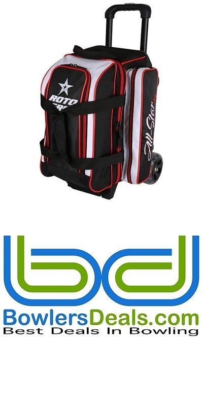 ba889283f4 2 Balls 71095  Roto Grip 2-Ball Roller Bowling Bag All Star Edition -  BUY  IT NOW ONLY   109.95 on  eBay  balls  roller  bowling  edition