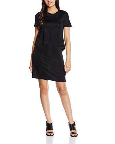 French Connection Kleid (schwarz)