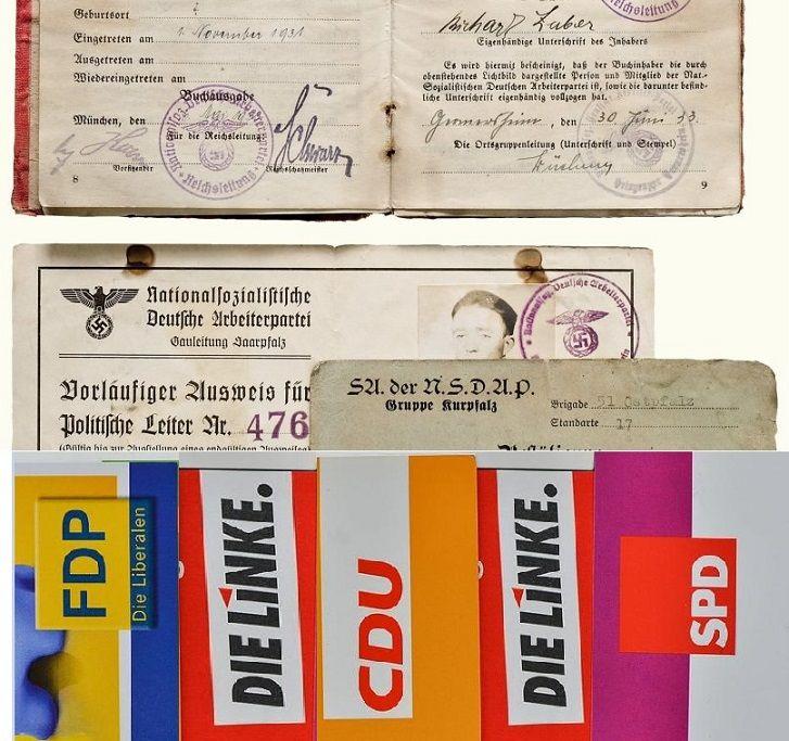 AfD erste und einzige Partei im Bundestag, ohne Nazi-Vergangenheit