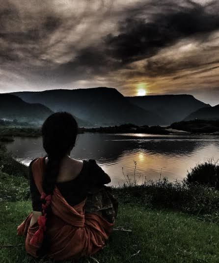 samantha's pic from rangasthalam