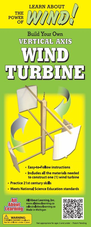 All About Learning - Wind Turbine