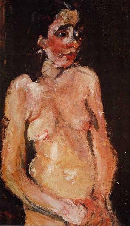 Chaïm Soutine (Belarusian-French, 1893-1943)
