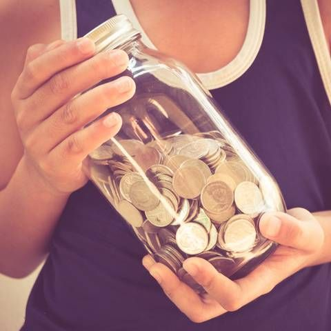 Taschengeld-Tabelle: So viel Geld sollten Kinder kriegen | BRIGITTE.de