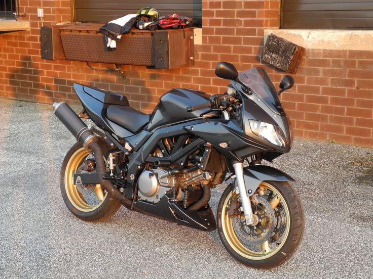 Image result for sv650s gray