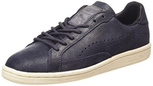 Puma Match 74 Citi Series, Unisex-Erwachsene Sneakers, Blau (periscope-whisper white 02), 46 EU (11 Erwachsene UK) - http://on-line-kaufen.de/puma/46-eu-puma-match-74-citi-series-unisex-erwachsene