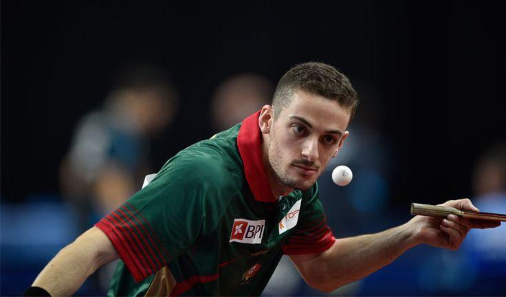 Marcos Freitas - ténis de mesa #portugal #madeira