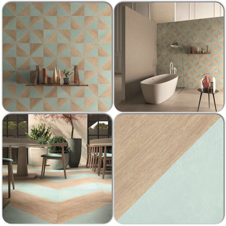 High Quality Colour Block Range | Quirky, Geometric And Creative Tiles | Mandarin Stone Amazing Ideas