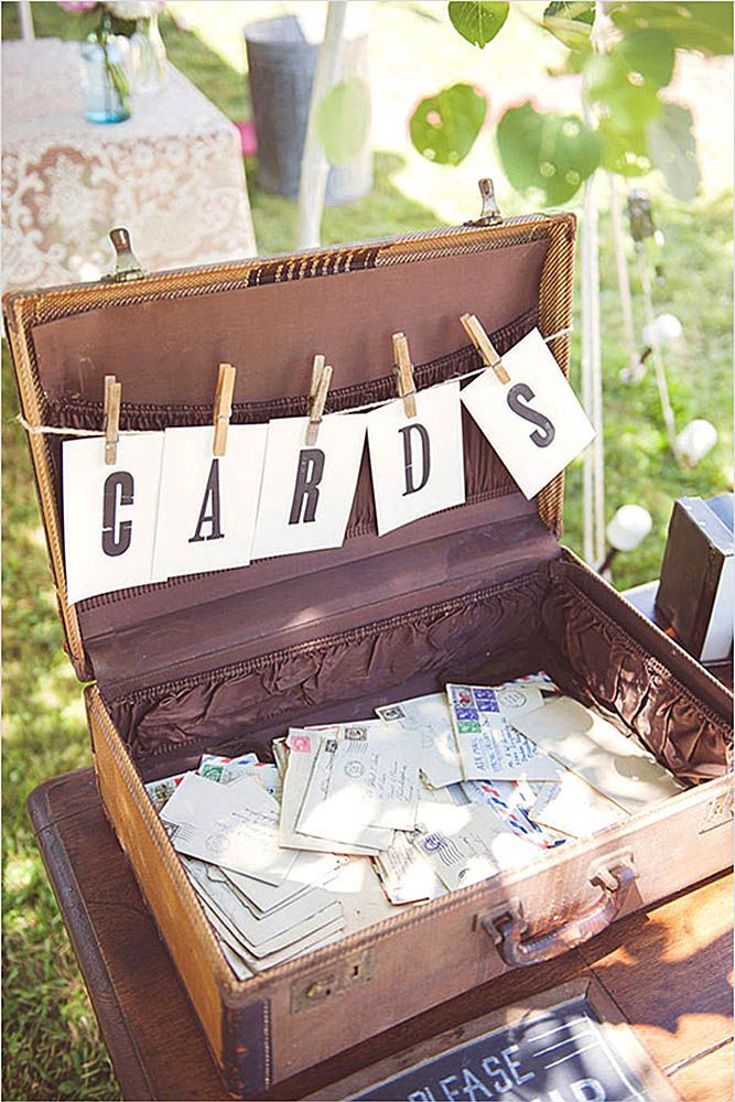 Свадебные поздравления с чемоданом