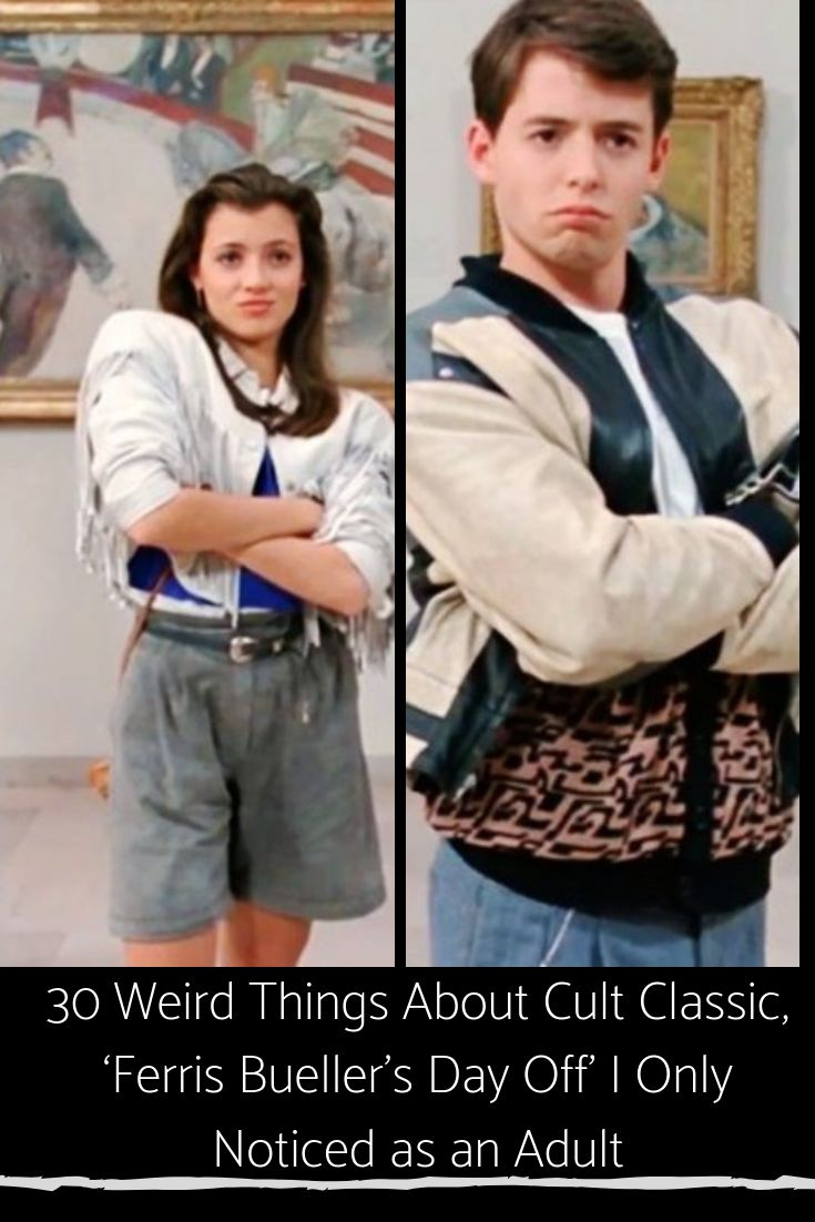 30 Weird Things About Cult Classic, 'Ferris Bueller's Day Off' I Only Noticed as an Adult