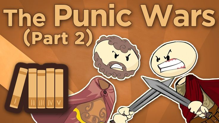 Story of the World Vol. 1 - Chapter 29: Rome: The Punic Wars - II: The Second Punic War Begins - Extra History