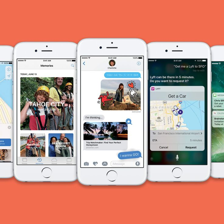 iPhone 7: Best New Features of iOS 10 - Thrillist