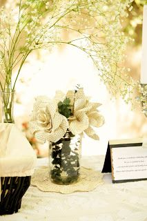 Open Inspirations: Eco- Friendly and Low Budget Wedding and Reception