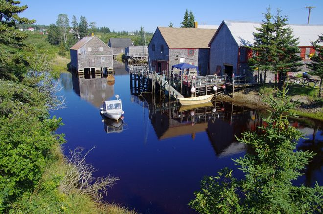 A Visit to Grand Manan Island, New Brunswick.  Lived so close to this all my life- why did I not visit!