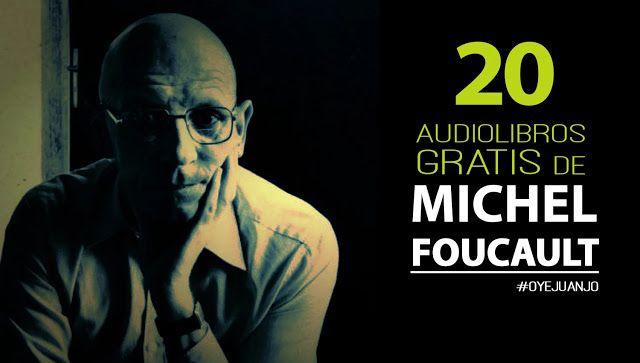 Disfruta de una invaluable colección de 20 audiolibros gratuitos de Michael Foucault, sus obras más destacadas y otros escritos del filósofo francés.