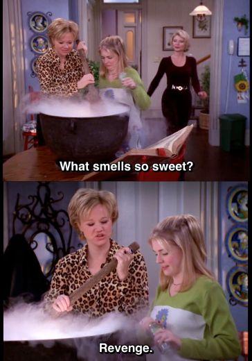 -Sabrina the teenage witch- season 1