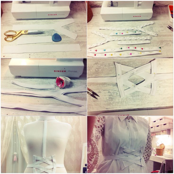 Belt sewing
