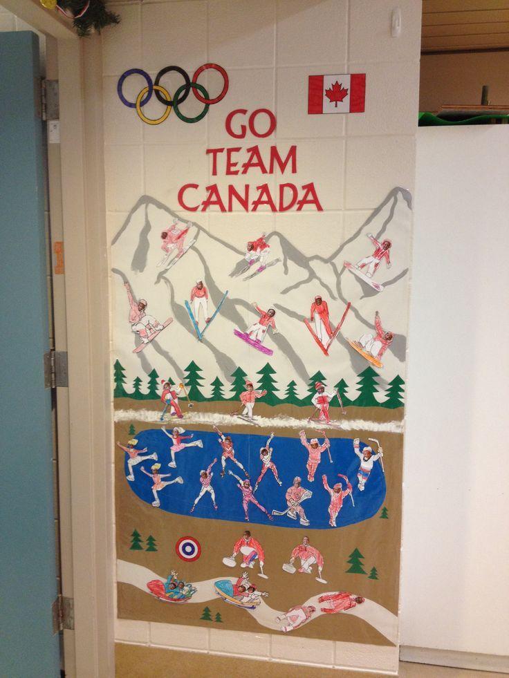 Classroom Olympics Ideas ~ Best team bulletin board ideas on pinterest