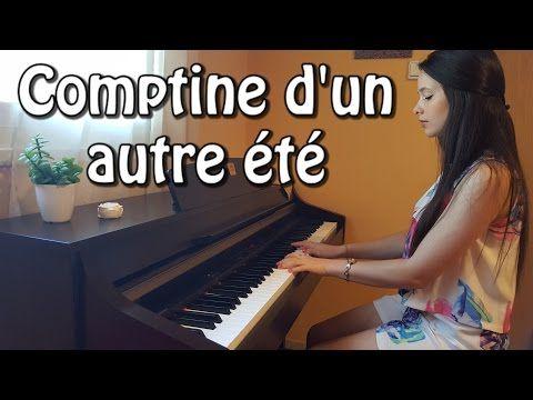 Yann Tiersen - Comptine d'un autre été (Large Version) | Piano Cover + Sheet music - YouTube