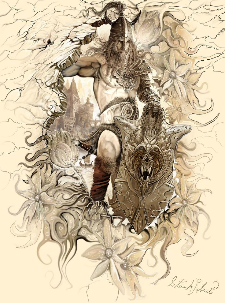 Norse Art 91 best images about S...