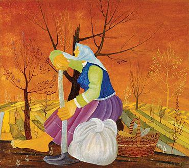 Martin Jonáš (1924-1996) | Serbian Naive Art info