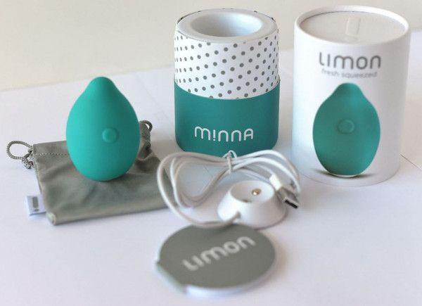 Minna Limon   Clitoral Vibrator