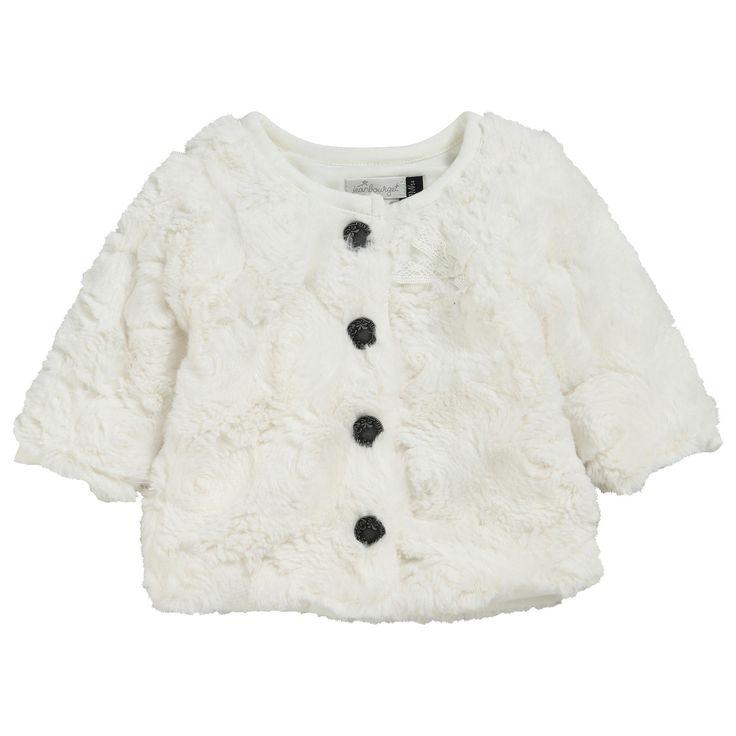 Jean Bourget Baby cardigan (xxx small)