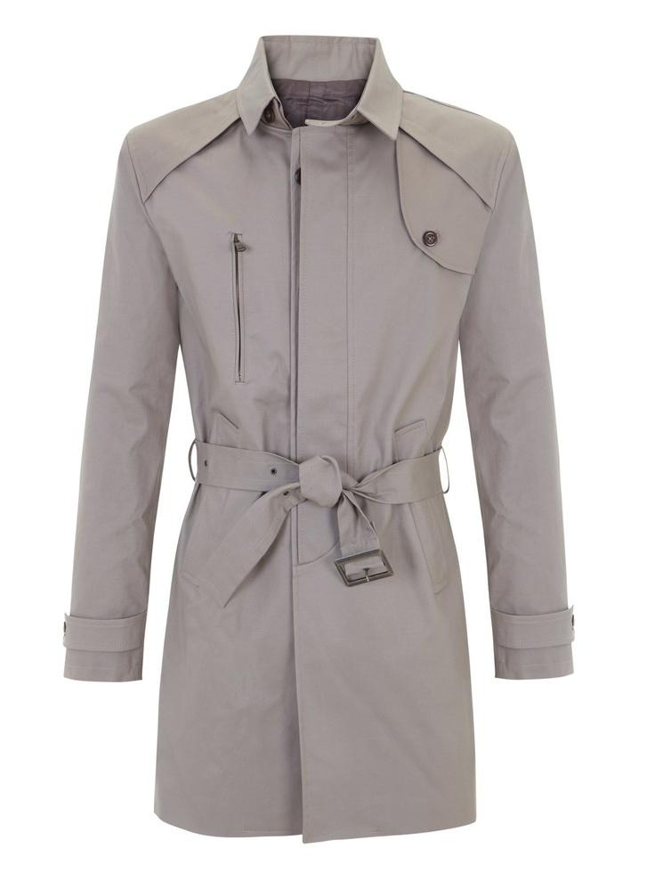 García Madrid. Raincoat.  #Fashion #Men #Raincoat
