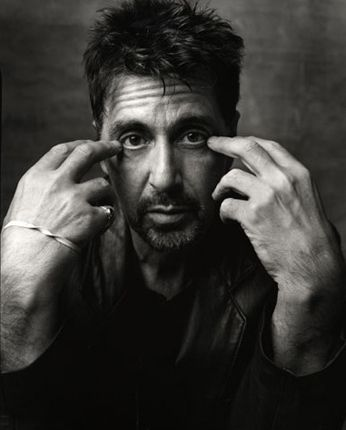 """Al Pacino!  Since seeing him in The Godfather I have been fascinated by the actor he has become!!!  """"You Don't Know Jack"""" was amazing!"""