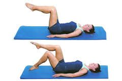 Pilates Toe Taps Abdominal Core Pinterest Taps