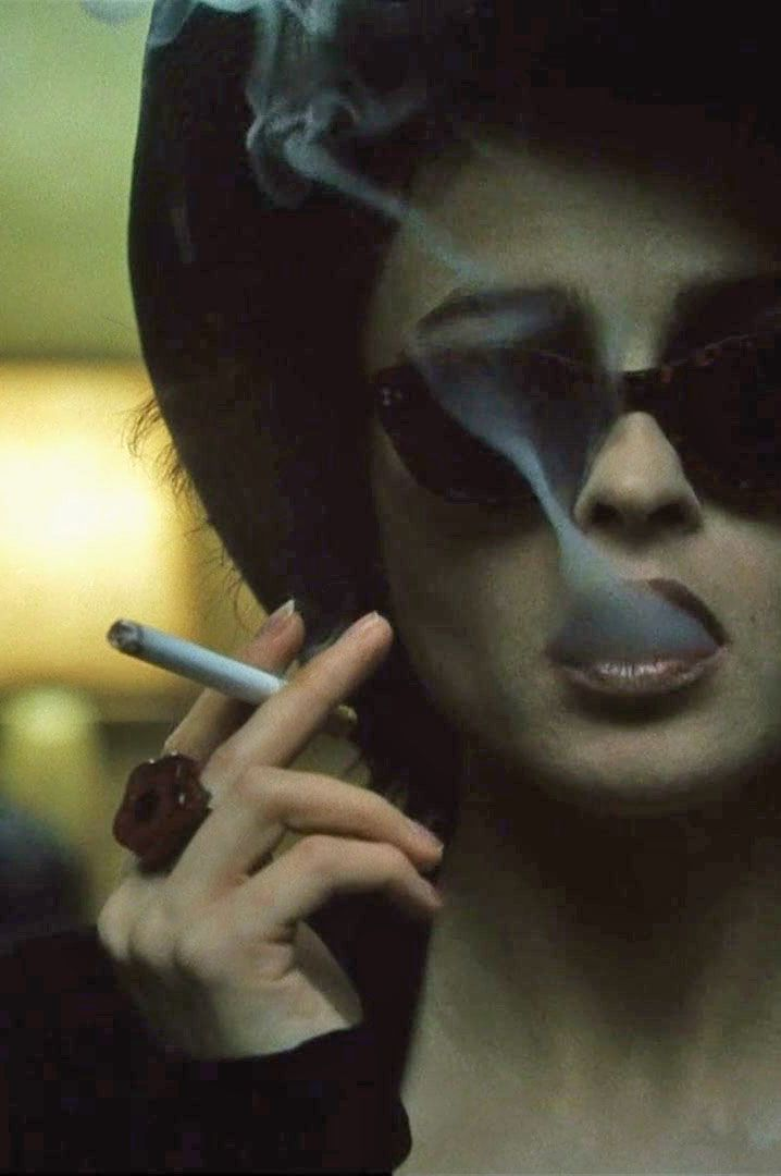 """If I did have a tumor, I would name it Marla. Marla, the little scratch on the roof of your mouth that would heal if only you would stop tonguing it, but you can't."" Fight Club"