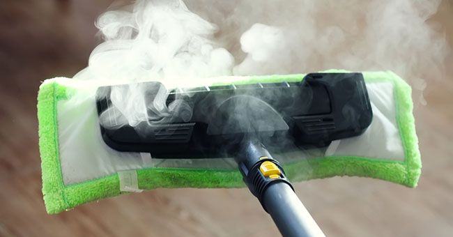 Quando pulire con il vapore
