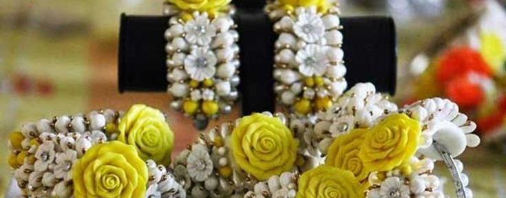some latest and beautiful dough jewellery designs 2015