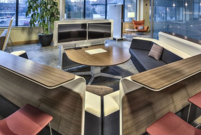 Office Furniture Showroom London