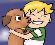 """Audio, actividades y enlaces a Textivate para acompañar el libro """"Brandon Brown Quiere Un Perro."""""""
