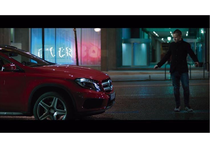 BRONZE Spots: Una Estrella  / Cliente: Mercedes-Benz España / Estudio-Agencia: Contrapunto BBDO | Nº 175  https://vimeo.com/album/3345839/video/124805134